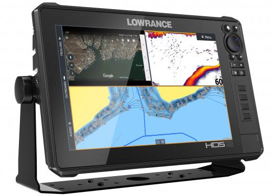 Der leistungsstarke HDS-12 Live bietet Ihnen alle aktuellen Lowrance Fishfinder Funktionen mit Unterstützung fürActive Imaging™, LiveSight™ Echtzeit-Sonar, StructureScan® 3Dund Genesis Live Kartierung. Lieferung inklusive Active Imaging Geber. (Bild 5 von 15)