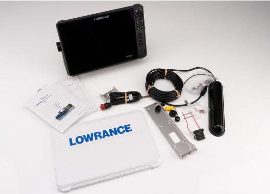 Der leistungsstarke HDS-12 Live bietet Ihnen alle aktuellen Lowrance Fishfinder Funktionen mit Unterstützung fürActive Imaging™, LiveSight™ Echtzeit-Sonar, StructureScan® 3Dund Genesis Live Kartierung. Lieferung inklusive Active Imaging Geber. (Bild 15 von 15)