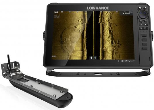 Der leistungsstarke HDS-12 Live bietet Ihnen alle aktuellen Lowrance Fishfinder Funktionen mit Unterstützung fürActive Imaging™, LiveSight™ Echtzeit-Sonar, StructureScan® 3Dund Genesis Live Kartierung. Lieferung inklusive Active Imaging Geber.