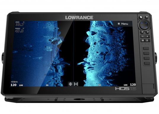 Der leistungsstarke HDS-16 Live bietet Ihnen alle aktuellen Lowrance Fishfinder Funktionen mit Unterstützung fürActive Imaging™, LiveSight™ Echtzeit-Sonar, StructureScan® 3Dund Genesis Live Kartierung. Lieferung ohne Active Imaging Geber. (Bild 2 von 7)
