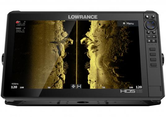 Der leistungsstarke HDS-16 Live bietet Ihnen alle aktuellen Lowrance Fishfinder Funktionen mit Unterstützung fürActive Imaging™, LiveSight™ Echtzeit-Sonar, StructureScan® 3Dund Genesis Live Kartierung. Lieferung ohne Active Imaging Geber. (Bild 6 von 7)
