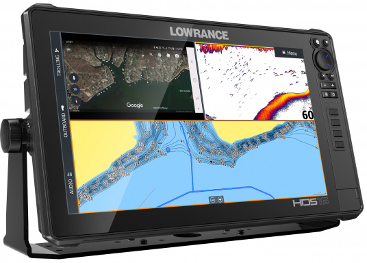 Der leistungsstarke HDS-16 Live bietet Ihnen alle aktuellen Lowrance Fishfinder Funktionen mit Unterstützung fürActive Imaging™, LiveSight™ Echtzeit-Sonar, StructureScan® 3Dund Genesis Live Kartierung. Lieferung ohne Active Imaging Geber. (Bild 3 von 7)