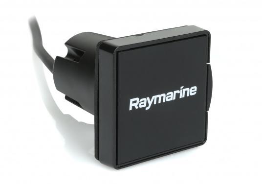 Das SD-Kartenlesegerät RCR von Raymarine verfügt über einen externen microSD-Steckplatz sowie eine USB-Buchse. Passend für die Axiom und Axiom Pro Serie von Raymarine. Kabellänge: 1 m. (Bild 2 von 4)