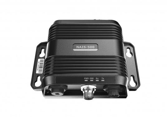 AIS-Transponder NAIS-500 inkl. NSPL-500 Splitter von Navico.Im Lieferumfang sind folgende Komponenten enthalten: AIS-Transponder NAIS-500, NSPL-500 Antennensplitter, GPS-Antenne GPS-500, 1,8 m NMEA2000 Kabel sowie ein NMEA2000 T-Stück. (Bild 2 von 13)