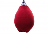 Ball Fender Cover / Wine Red