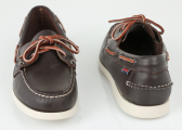 Chaussure de pont homme DOCKSIDE / vin