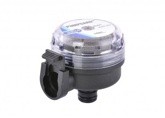 Passender Wasserfilter für Ihre JABSCO WC-Spülpumpe.