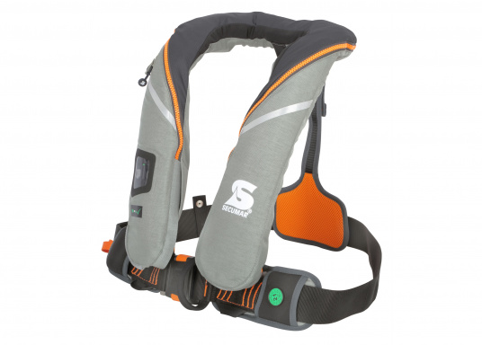 Die ergonomischeSURVIVAL 220 ist mit 220 N Auftrieb für ein Körpergewicht ab 50 kg geeignet. Für Yacht- und Fahrtensegeln, Hochseesegeln (Blauwasser). Optimale Bewegungsfreiheit, für lange Törns geeignet. (Bild 4 von 5)