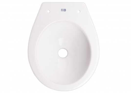 Passende Ersatzschüssel für Ihr Jabsco WC, Normalgröße. Baureihe 29090 ab Baujahr 1986, außerdem die Modelle 37245, 37045 und 37010.