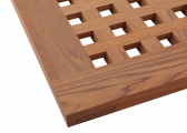 TEAK Grating / square