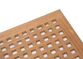 TEAK Grating / rectanglular