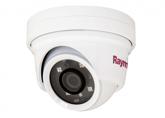 Treffen auch Sie intelligente und vorausschauende Entscheidungen während der Fahrt mit der Augmented Reality-Funktion von Raymarine. Die Funktion verbessert die Warnehmung, indem es Navigationsobjekte direkt auf einem kompatiblen Multifunkionsdisplay in hochauflösender Qualität (HD) anzeigt.Kompatibel mit Geräten ab Softwarestand: Lighthouse 3.7.Lieferung inkl. Kamera CAM220. (Bild 3 von 7)