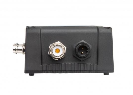 Multifunktionaler UKW Antennensplitter easySPLIT3-IS-IDVBT von weatherdock für die Auftrennung von UKW Sprechfunk, AIS und DVB-T2, FM Radio sowie DAB+ Signalen. (Bild 5 von 8)