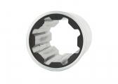 Boccole in gomma per asse / misura metrica interna, metrica esterna, alluminio
