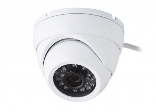 With the Glomex CamBoat WiFi surveillance camera, you can remotely monitor your surroundings from any location, at any time. This ensures safety, peace of mind and privacy throughout.