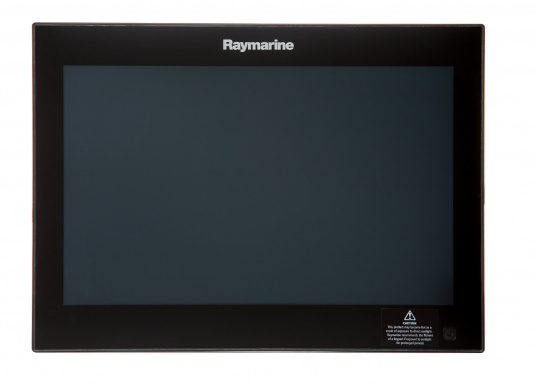 The Raymarine Glass Bridge series is a powerful chartplotter in an elegant design. The gS165 multifunction display features a fast dual-core processor and a third graphics processor for exceptionally fast image composition. The integrated WiFi and Bluetooth module allows you to connect the chartplotter to a variety of devices. (Imagen 9 of 18)