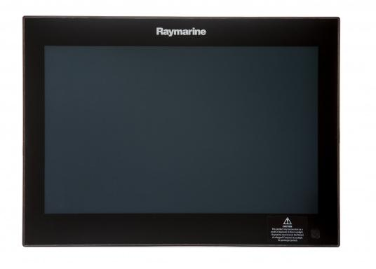 The Raymarine Glass Bridge series is a powerful chartplotter in an elegant design. The gS165 multifunction display features a fast dual-core processor and a third graphics processor for exceptionally fast image composition. The integrated WiFi and Bluetooth module allows you to connect the chartplotter to a variety of devices. (Afbeelding 9 of 18)