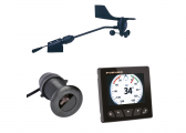 Wind Pack incl. Display, Wind Vane and DST800 Transducer