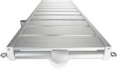 BORKUM Collapsible Aluminium Gangway