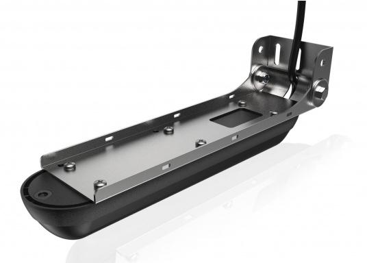 Ausgestattet mit einem hochwertigen GPS-Empfänger mit 10 kHz, der Ihre Position 10x pro Sekunde aktualisiert und daher ideal für schnelle Boote geeignet. Dank dem leichten Wegepunkt-Management können Ziele leicht einprogrammiert und erfasst werden.  (Bild 5 von 5)