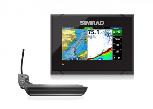 Ausgestattet mit einem hochwertigen GPS-Empfänger mit 10 kHz, der Ihre Position 10x pro Sekunde aktualisiert und daher ideal für schnelle Boote geeignet. Dank dem leichten Wegepunkt-Management können Ziele leicht einprogrammiert und erfasst werden.