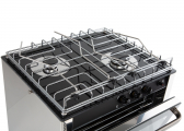 RVS Gas Oven/ 2 Burners