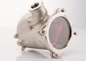 CR Brass Sea Water Filter GENOVA / straight