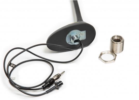 SUPERGAIN AMALFI Digital Radio Antenna / 490 mm only 59,95 € buy now