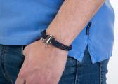 GLATTDECKER Wristband / navy blue