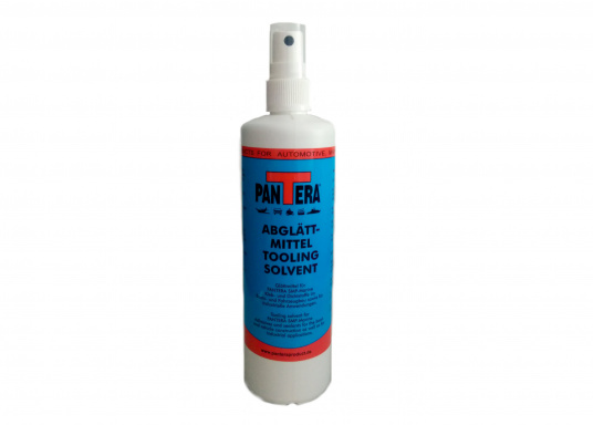 Optimally suited for smoothing adhesives and sealants in the marine sector. This product, which comes as a spray bottle, is completely pH-neutral. Compatibility with a fresh sealant surface is thus guaranteed. Contents: 250 ml.