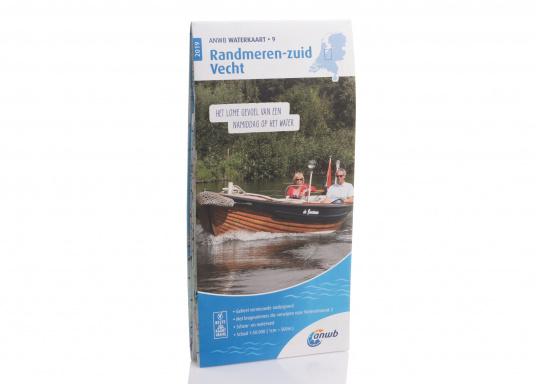 Seekarten für verschiedenen Fahrtgebiete in den Niederlanden, mit detaillierten nautischen Informationen, Brückennummern und Übersichtskarten zu den wichtigsten Häfen und Plätzen.
