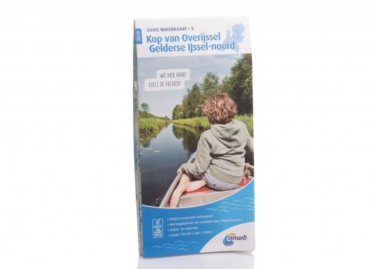 Seekarten für verschiedenen Fahrtgebiete in den Niederlanden, mit detaillierten nautischen Informationen, Brückennummern und Übersichtskarten zu den wichtigsten Häfen und Plätzen.  (Bild 3 von 19)