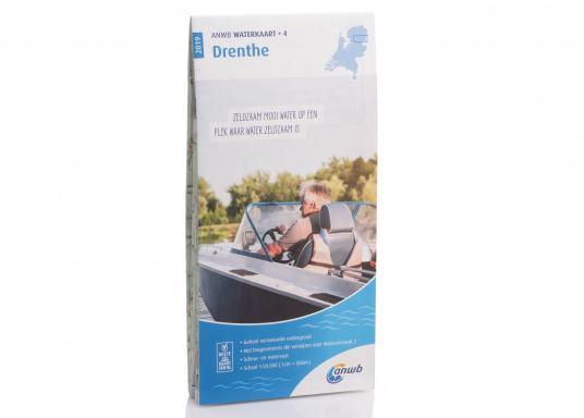 Seekarten für verschiedenen Fahrtgebiete in den Niederlanden, mit detaillierten nautischen Informationen, Brückennummern und Übersichtskarten zu den wichtigsten Häfen und Plätzen.  (Bild 5 von 19)