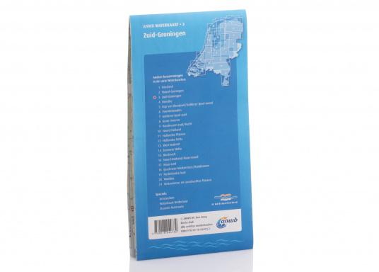 Seekarten für verschiedenen Fahrtgebiete in den Niederlanden, mit detaillierten nautischen Informationen, Brückennummern und Übersichtskarten zu den wichtigsten Häfen und Plätzen.  (Bild 10 von 19)