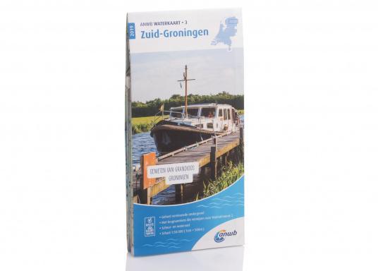 Seekarten für verschiedenen Fahrtgebiete in den Niederlanden, mit detaillierten nautischen Informationen, Brückennummern und Übersichtskarten zu den wichtigsten Häfen und Plätzen.  (Bild 9 von 19)
