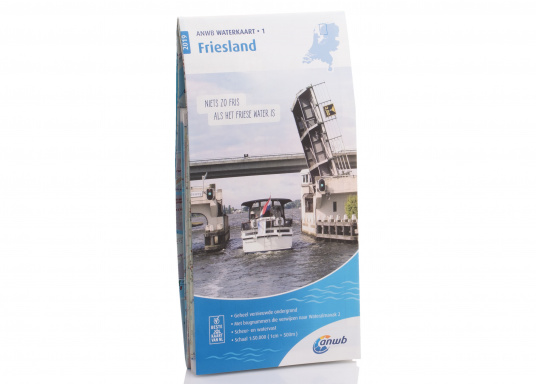 Seekarten für verschiedenen Fahrtgebiete in den Niederlanden, mit detaillierten nautischen Informationen, Brückennummern und Übersichtskarten zu den wichtigsten Häfen und Plätzen.  (Bild 11 von 19)