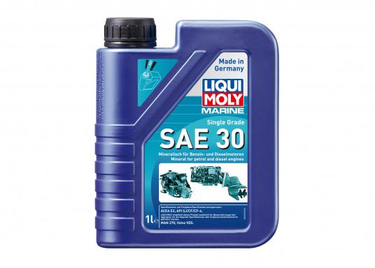 SAE30 Engine and Transmission Oil / 1 litre