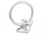 Mooring Ring / Galvanized / 100 mm