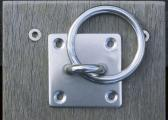 Mooring Ring / Stainless Steel / 70 mm