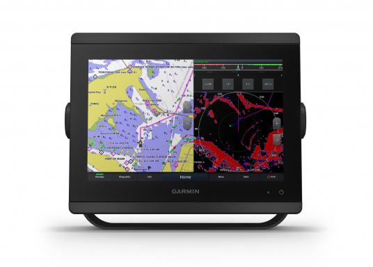 """Das GPSMAP 8410 Multifunktionsdisplay von GARMIN überzeugt mit einem 10"""" Full HD IPS Touchscreen für noch größere Betrachtungswinkel und einer brillianten Lesbarkeit auch bei Sonneneinstrahlung und einer polarisierenden Brille. Vielfältige Konnektivitätsmöglichkeiten und Netzwerklösungen geben Ihnen die komplette Kontrolle über Ihr System."""
