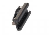 Butée à réa pour rails en T de 20 x 3 mm