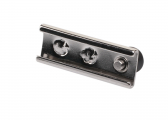 T-Traveller-System Genoa slide with Eye 20 x 3 mm