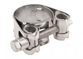 Heavy-Duty Stainless Steel Hose Clamps