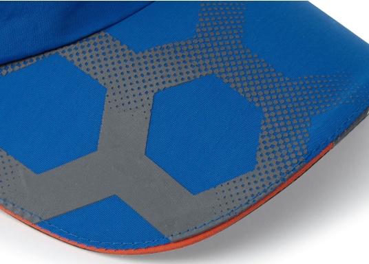 Sehr leichte und atmungsaktive Cap mit wasserabweisender Ausrüstung. Die Cap verfügt über einen UV-Schutzfaktor von 50+ und einen integrierten Cap-Catcher. (Bild 4 von 4)