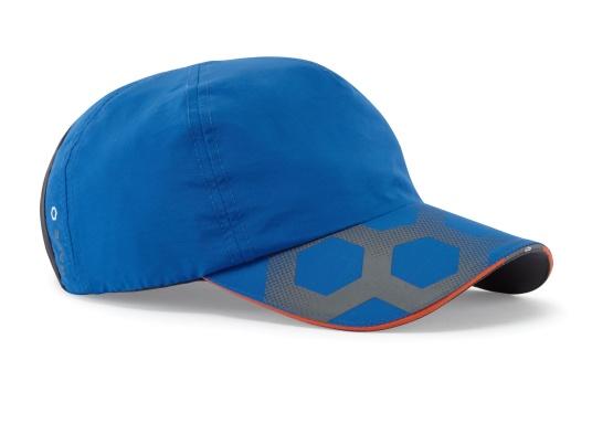 Sehr leichte und atmungsaktive Cap mit wasserabweisender Ausrüstung. Die Cap verfügt über einen UV-Schutzfaktor von 50+ und einen integrierten Cap-Catcher. (Bild 3 von 4)