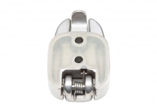 Fenderhalter aus rostfreien Edelstahl, geeignet für 6-10 mm Fenderleine. (Bild 6 von 7)