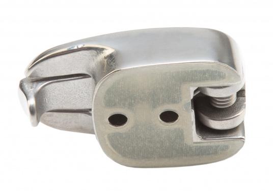 Fenderhalter aus rostfreien Edelstahl, geeignet für 6-10 mm Fenderleine. (Bild 5 von 7)