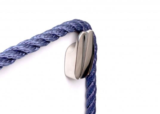 Fenderhalter aus rostfreien Edelstahl, geeignet für 6-10 mm Fenderleine. (Bild 2 von 7)