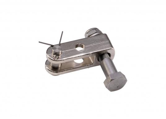ULTRAFLEX Gabel A75 für den Anschluß der Lenkgabel an den Motor.