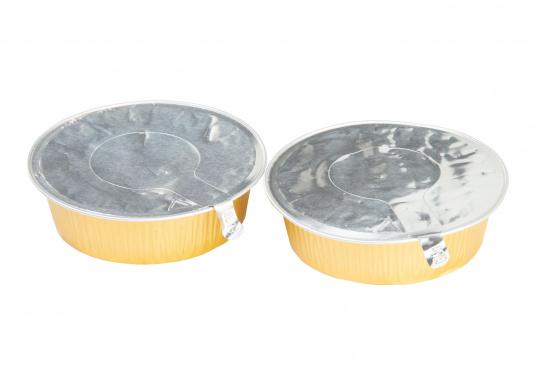 Ersatzbrenner für den Kocher 4000 von CAN. Enthält 80 g Spiritusgel. Lieferumfang: 2 Stück.